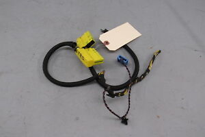 Miraculous 2011 2016 Mini Cooper Countryman R60 Front Seats Plug Wire Pig Tail Wiring Cloud Brecesaoduqqnet