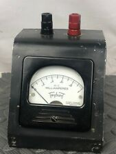 JEWELL 83T 0-300 DC AMP RANGE PANEL METER