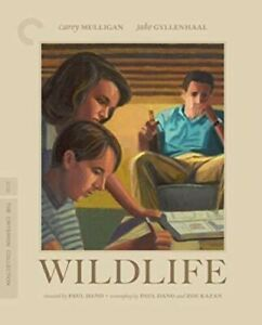 Wildlife-REGION-A-Blu-ray-New