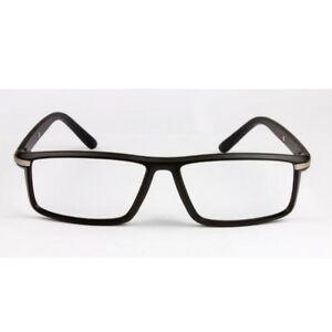 01eb995aa4 Image is loading Eyeglasses-Reading-Glasses-Black-White-Eyewear-Men-Women-