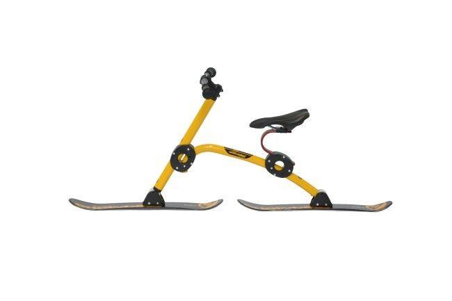Kiddy Skibike   Snowbike - Brenter model, brand new - perfect for kids