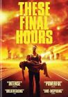These Final Hours - DVD Region 1