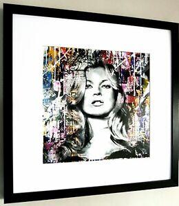 Marilyn Monroe Luxury Box Framed Print//Fully Licensed//WITH MOUNT//Banksy