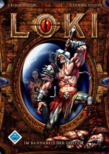 1 von 1 - Loki - Im Bannkreis der Götter (PC, 2007)
