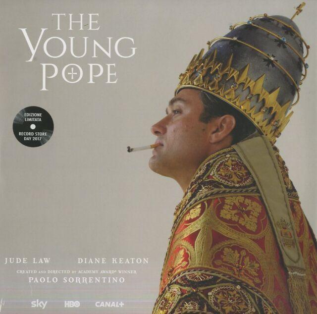 ARTISTI VARI THE YOUNG POPE DOPPIO VINILE LP NUMERATO RSD 2017 NUOVO SIGILLATO !