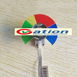 Details About New Home Projector Color Wheel For Vivitek D883mx Repair Replacement Fitting