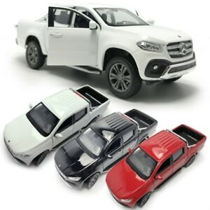 1-27-X-Class-Pickup-Truck-Model-Car-Diecast-Vehicle-Collection-Display-Gift