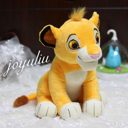 2PCS The Lion King Nala Simba Plush Doll Stuffed Figure Kids Birthday Gift 10/'/'