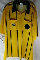 Official Sports International Referee Soccer Extra Large Yellow Uniform