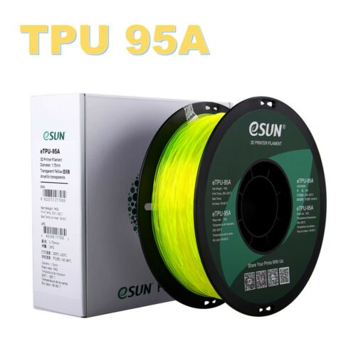 eSun TPU 95A Flexible 3D Print Filament 1kg