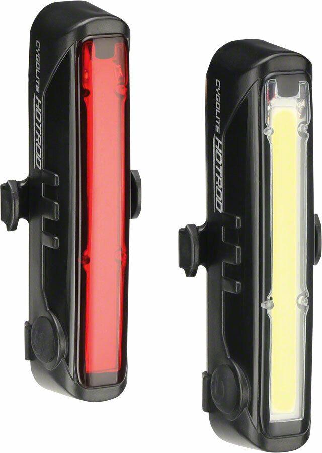 NEW Cygolite Hotrod 110 Headlight and Hotrod 50 Taillight Set