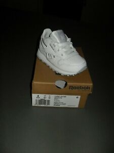 Reebok Classic Leather Infant White