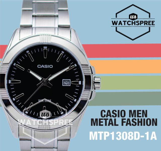 Casio Standard Analog Men's Watch MTP1308D-1A