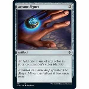 Magic-the-Gathering-MTG-Throne-of-Eldraine-Arcane-Signet