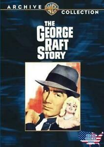 The George Raft Story (DVD, 2009) New/Sealed DVD-R