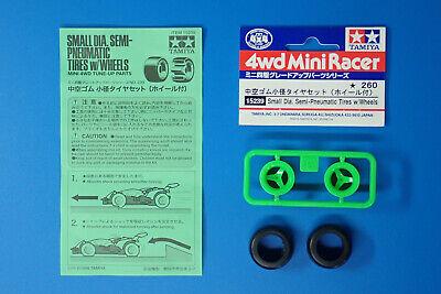 Semi Pneumatic Tires Small Dia Mini 4wd