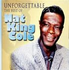 Unforgettable - The Best of Nat King Cole Audio CD