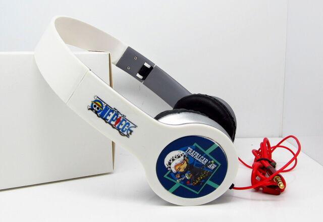 Cosplay One Piece Trafalgar Law Anime Manga Headset Kopfhörer Neu