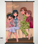 Toaru Majutsu no Index II Misaka Mikoto Wall Scroll Poster Cos Gift High Quality