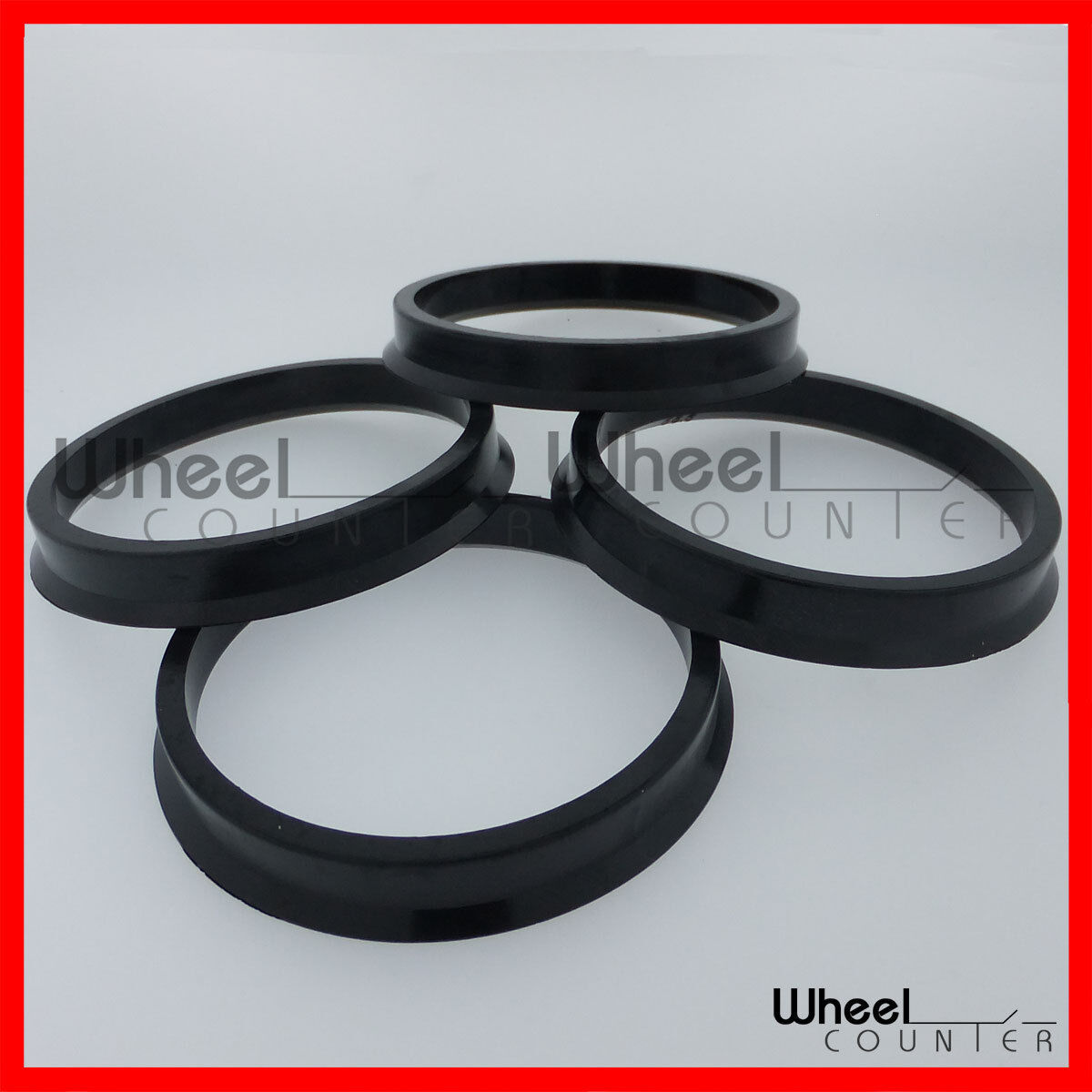 HUB CENTRIC CENTERING RINGS 73 73.1mm TO 66.56 66.56mm
