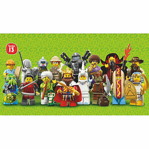 Lego Minifigures Serie 13 (71008 Series 13) - Choose Your Figure - Au choix