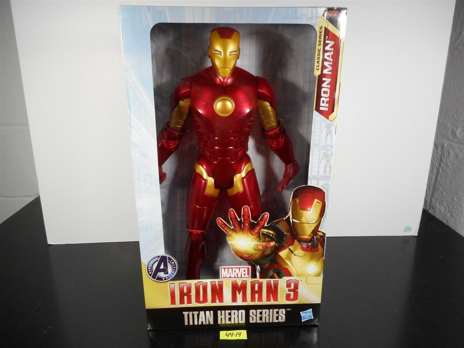SEALED MARVEL IRON MAN 3 TITAN HERO SERIES CLASSIC IRON MAN 16  LARGE 44-14