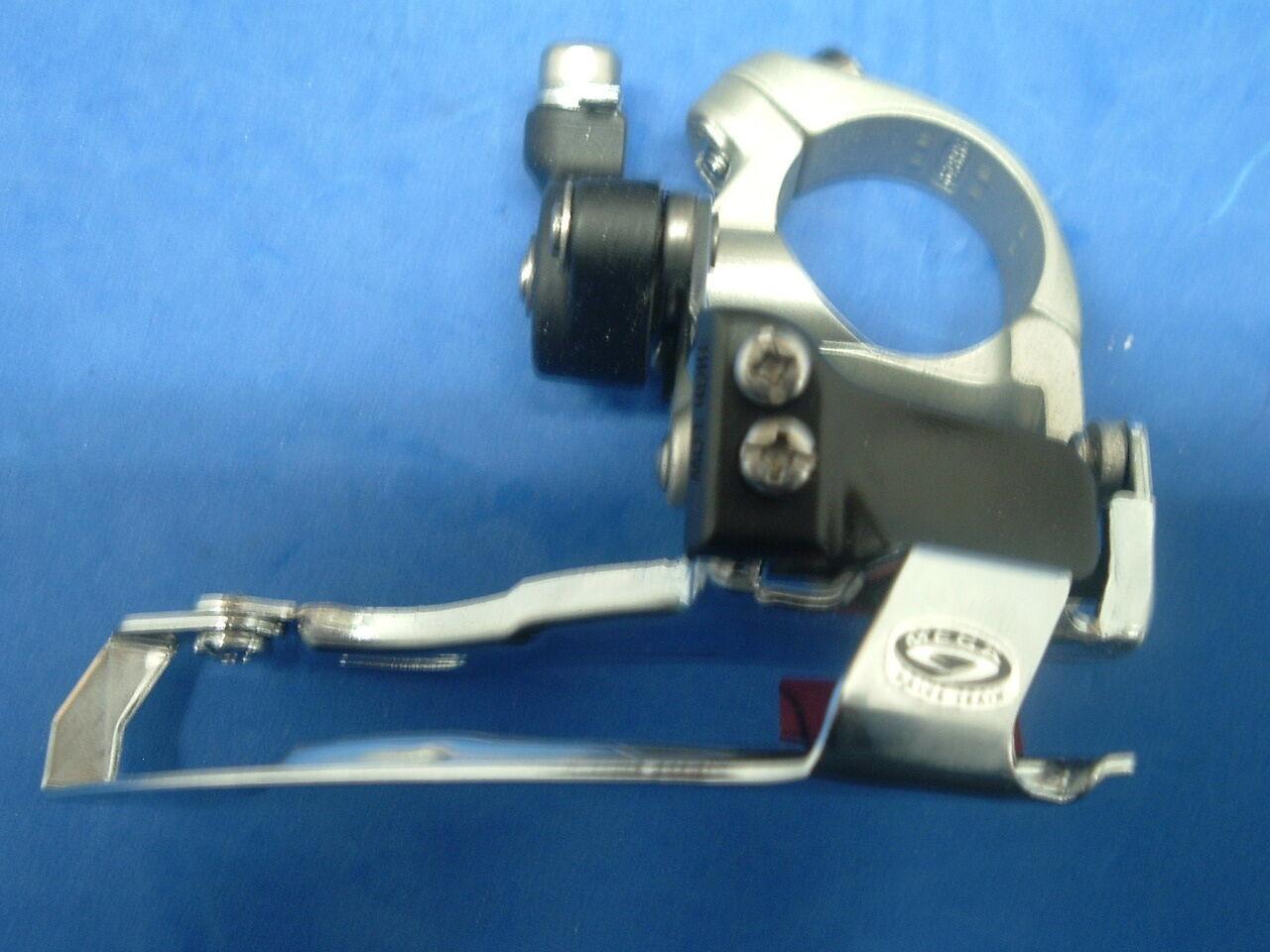 Shimano Deore XT M750 MTB Front Umwerfer Neu / Nummern Vintage 28.6MM 8/9 TP/TS
