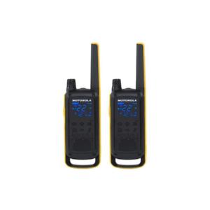 Motorola T470 Talkabout Weatherproof GMRS Radio - 2 Pack