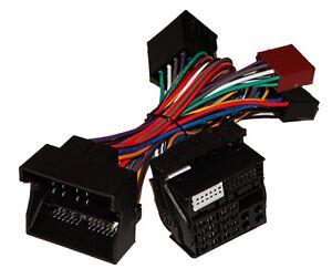 Copieux Câble Faisceau Autoradio Parrot Kml Mains Libres Pour Bmw E90 E91 E92 E93 Mini