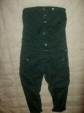 G-Star Raw Solar Rovic slim suit ankle lenght jumpsuit onepiece M-L