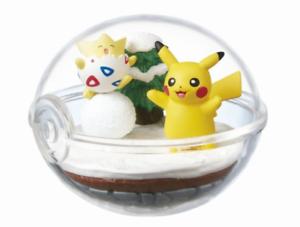 Pokemon Terrarium Collection 2 Togepi /& Pikachu Japan Re-Ment  SALE anime F//S