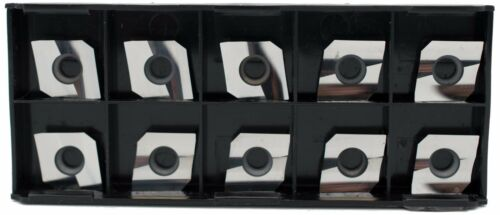 10pcs ADEH-431 Z9 AB Tools Shear Hog Carbide Insert .002 Honed Edge .010 Radius