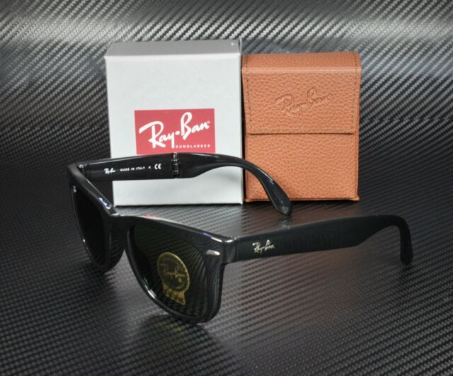 ray ban wayfarer folding 4105 ebay