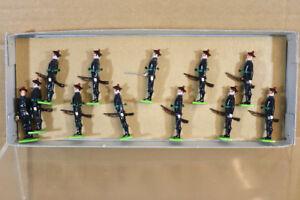 Petites Guerres 353 Franco Prusse Guerre Français Marines À Attention 1870 Nj
