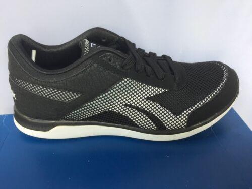 V50747 Noir UK 3.5 Reebok Femme DMXRIDE Reefun Low Running Baskets