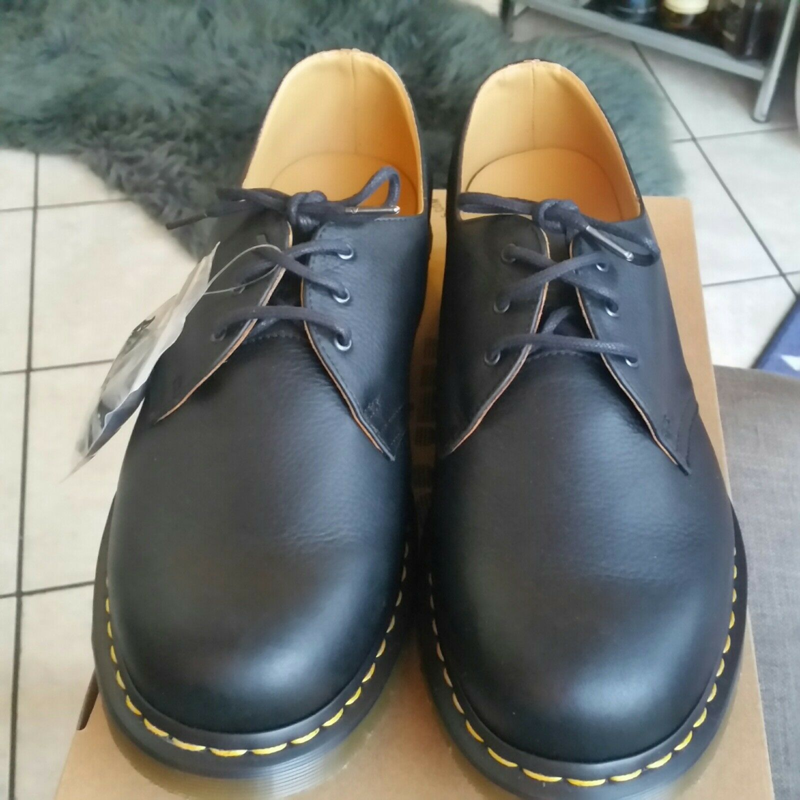 VINTAGE DR MARTEN  1461 FOR LIFE   RETAIL --PRICE CUT
