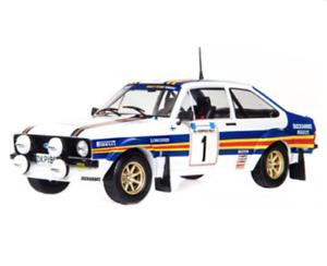 ALTAYA-1-18-Ford-Escort-RS-1800-MK-II-1981-A-Vatanen-NEUF-BOITE-JAMAIS-OUVERT