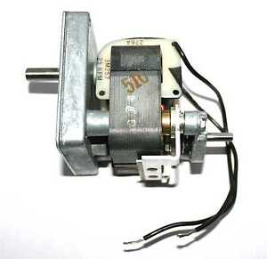 Gear Electric Motor With Magnetic Brake 95m001 Ebay