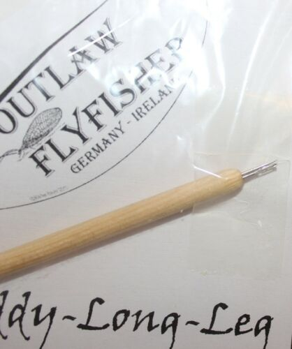 Fly Tying Outlaw Flyfisher Daddy Long legs Tool elegant quick and effective.
