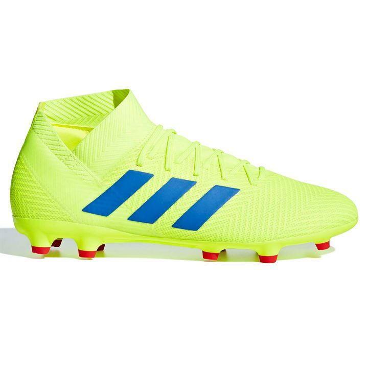 Adidas Nemeziz 18.3 Mens FG Football Boots UK 11 US 11.5 EUR 46 REF 5449