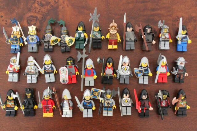 Cape Dark Blue Starched Castle NEW LEGO Viking Lion King Figure Body Wear