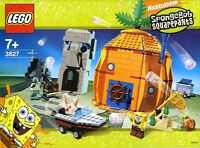 Lego Spongebob Squarepants 3827 Adventures In Bikini Bottom Sealed