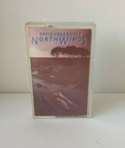 Vintage Cassette Tape David Coverdale Northwinds North Winds 1978 Whitesnake