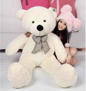 Huge big teddy bear lover gift soft doll multi size stuffed toy image is loading huge big teddy bear lover gift soft doll publicscrutiny Choice Image