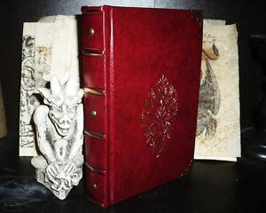 The-Magus-Francis-Barrett-Prima-edizione-Londra-1801-REPLICA-Fatto-a-mano