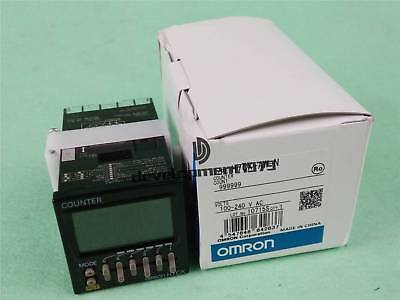 100-240VAC NEW IN BOX OMRON Counter H7CX-AW-N H7CXAWN