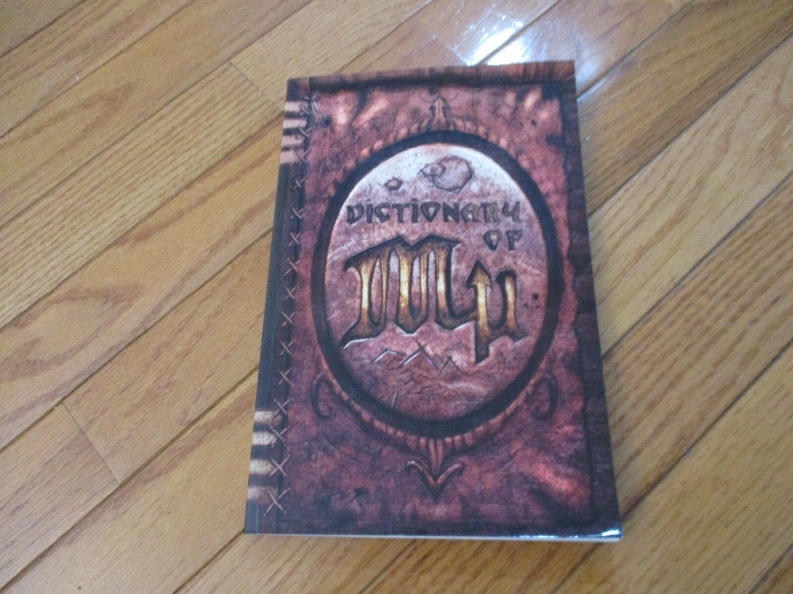Adept Press Sorcerer RPG The Dictionary of Mu