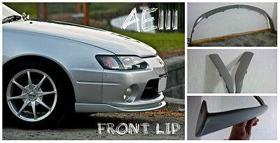 BZR Front lip for Levin // Trueno AE111 BZV XZ facelift BZG FZ
