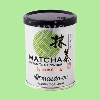 MATCHA 1 can x 1oz CULINARY QUALITY MAEDA-EN GREEN TEA POWDER MADE IN JAPAN