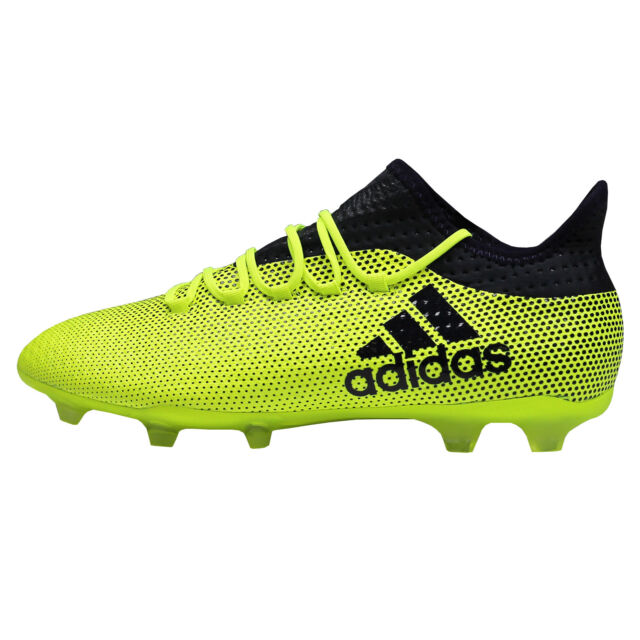 Adidas X 17.2 FG Men's Soccer Cleats S82325 Yellow (NEW) Lists @ $110